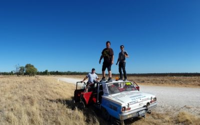 2021 Rally Muswellbrook to Forster